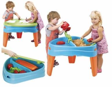 Play Island Table - Zand en Watertafel